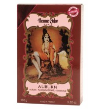 Auburn Henne Henna Hair Dye Powder