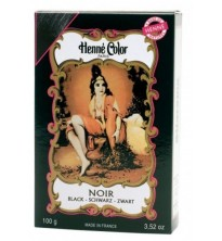 Black Henne Henna Hair Dye Powder