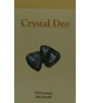 Crystal Salt Natural Deodorant 75g