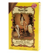 Golden Blonde Henne Henna Hair Dye Powder
