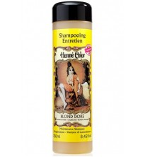 Golden Blonde Henna Hair Shampoo