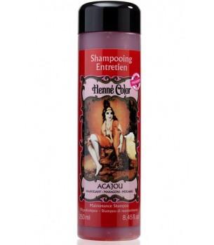 Mahogany Henna Hair Shampoo