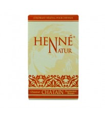 Chestnut Henne Henna Hair Dye Powder