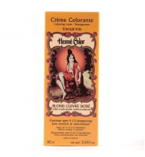 Copper Gold Blonde Henne Henna Liquid Hair Dye Colouring Cream