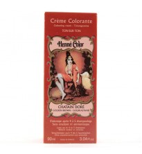 Golden Brown Henne Henna Liquid Hair Dye Colouring Cream
